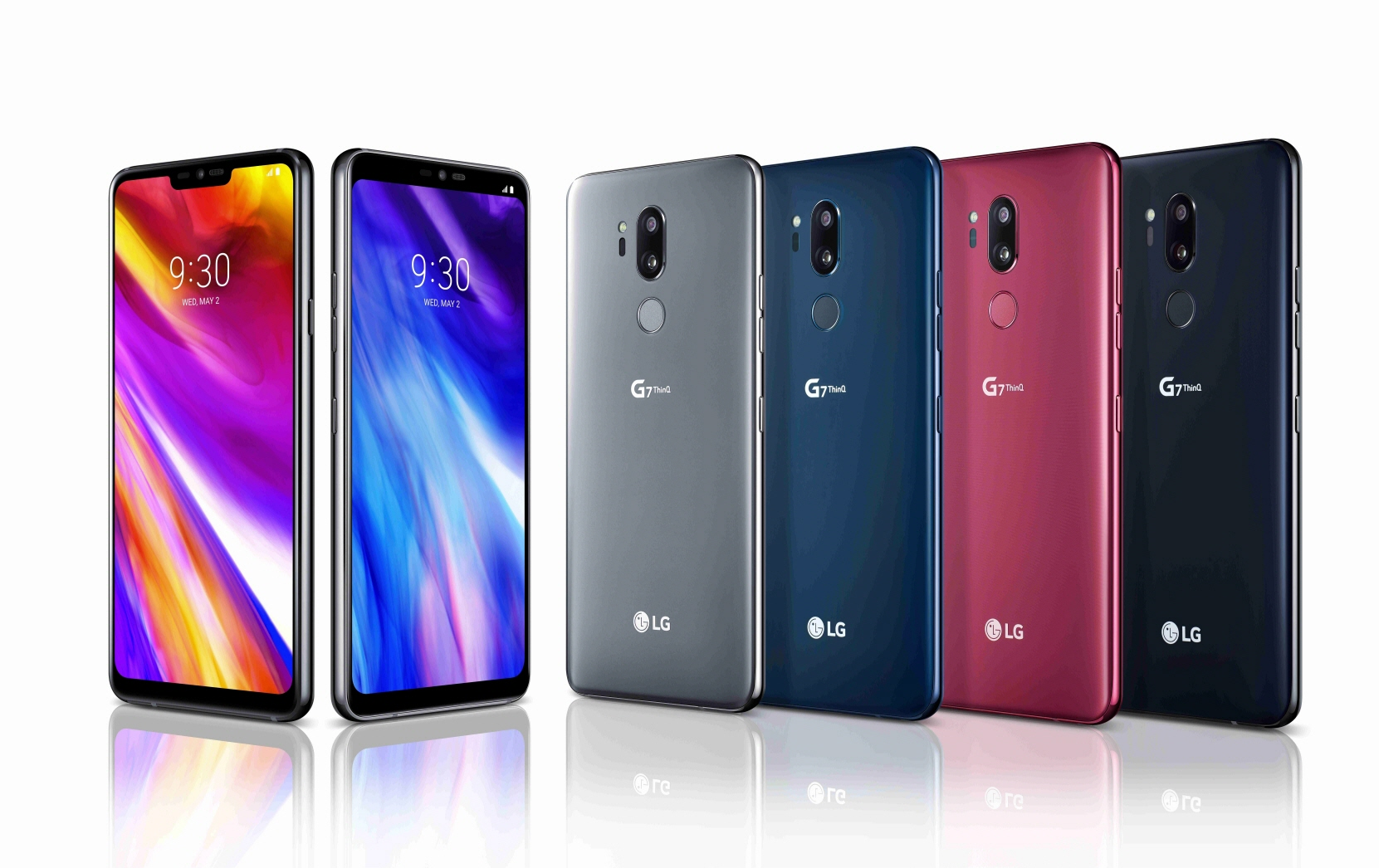 LG G7 ThinQ All