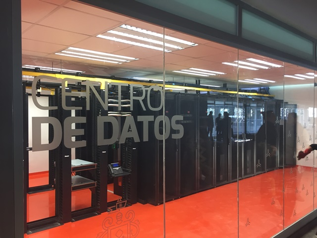 Centro datos GDL